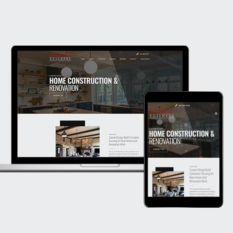 Gryboski Builders Website