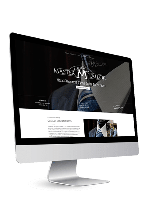 Leadbumps Featured Work Rudolph Master Tailor